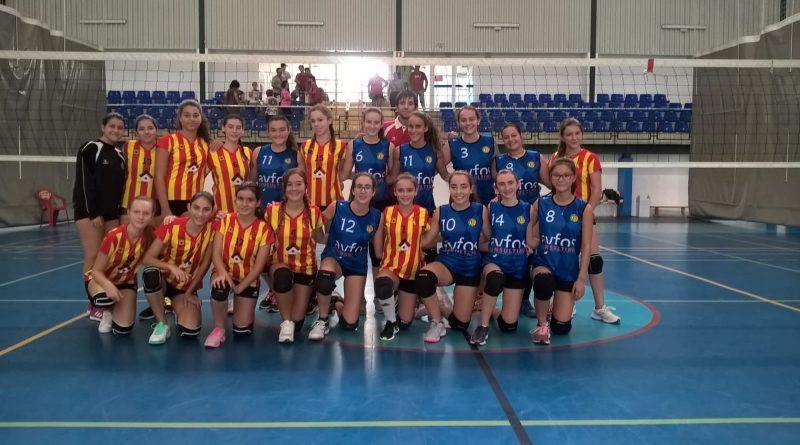 Club Voleibol Oliva - Equipo Cadete