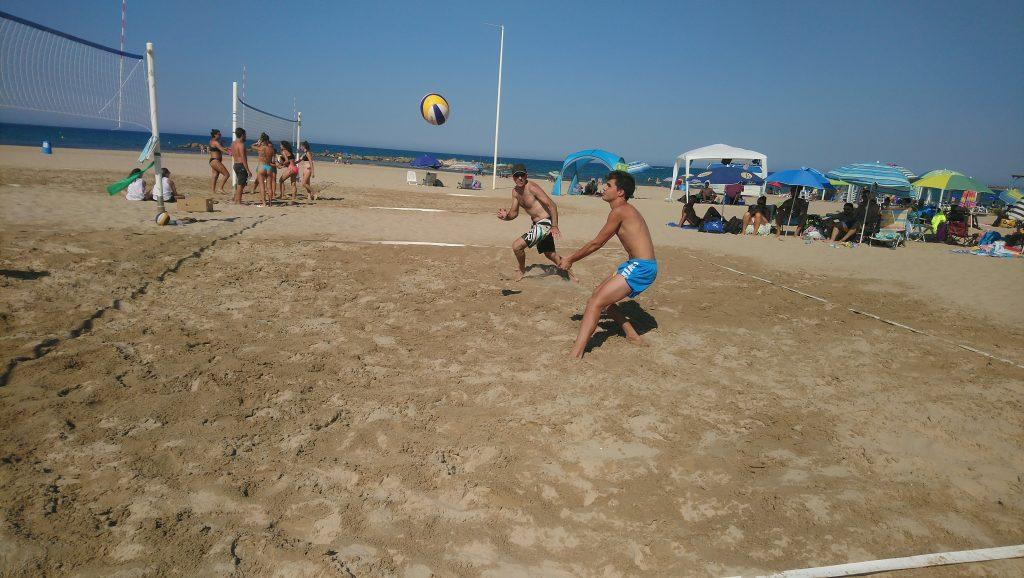 Open Oliva. Torneo voley playa 2x2