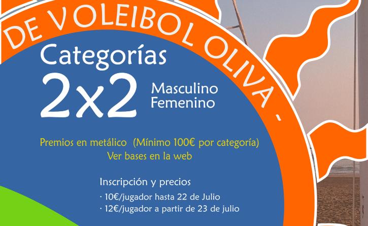 Ya estamos preparando el Open Oliva 2018