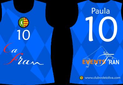 Equipación Senior Femenino 2018-2019