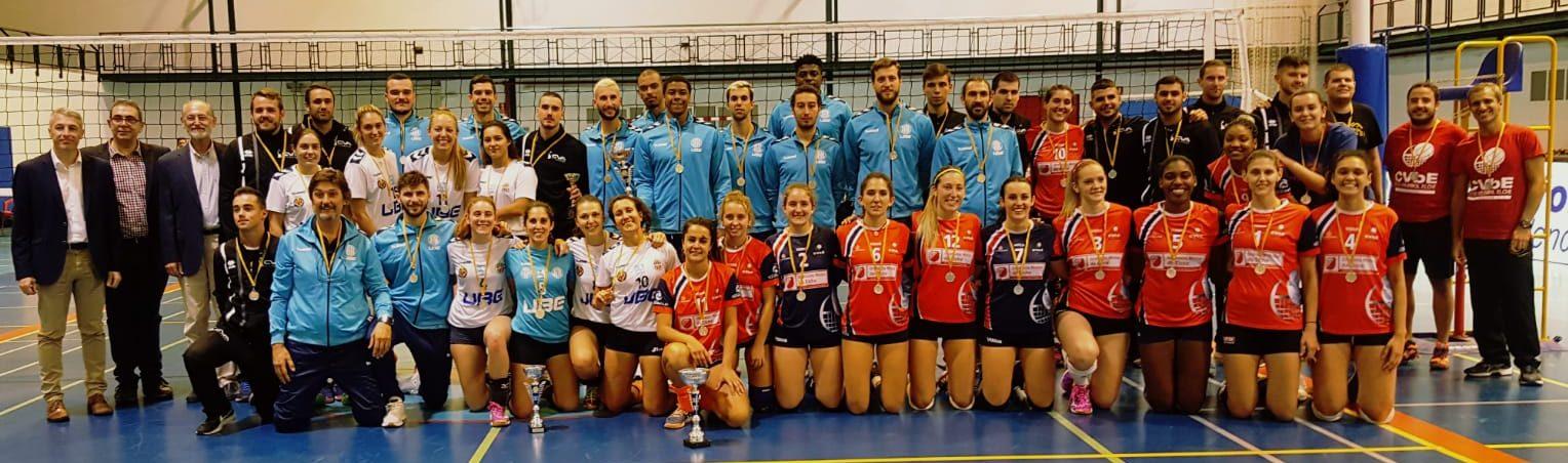 Oliva, capital del Voleibol al País Valencià.