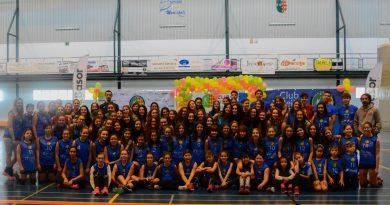 En el Club Voleibol Oliva presentamos las plantillas para la temporada 2018-2019