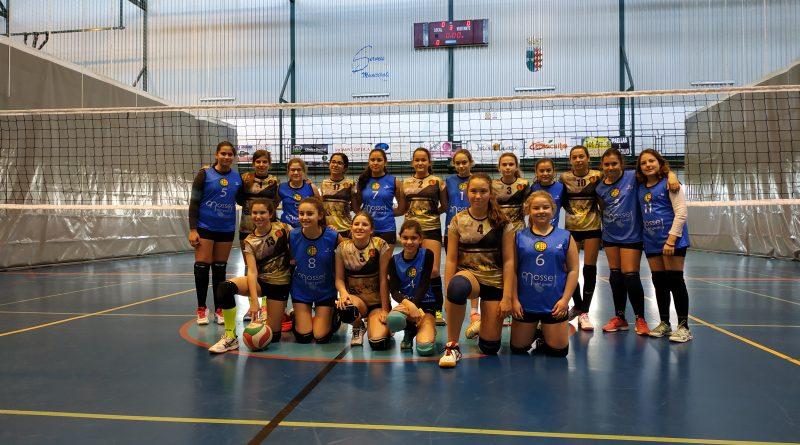 C.V. Oliva Blanc - C.V. Paterna-Liceo Cobras 2018/19