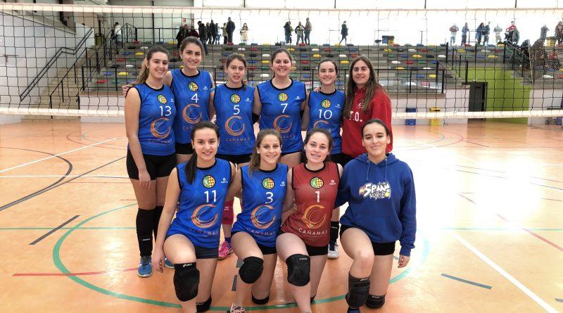 Equipo juvenil femenino