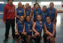 C.V. Oliva Blanc - Sto. Domingo V. Petrer 2018/19 copa