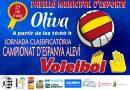 Prova calssificatòria per al Campionat d'Espanya Aleví de Voleibol.