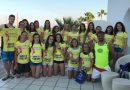 El Summer Volley Camp se vuelve a celebrar en Oliva