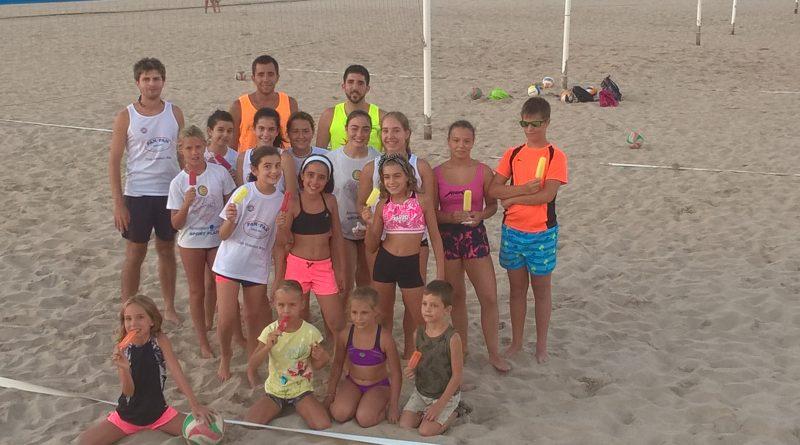 Vuelve el voley playa a Oliva