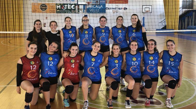 equipo juvenil femenino 2019/2020