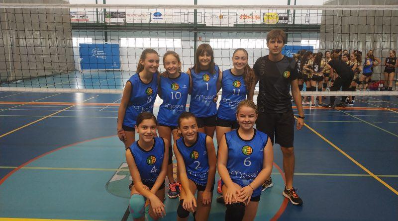 C.V. Oliva - C.V. Paterna-Liceo Cobras 2019/20